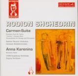 CHEDRINE - Rozhdestvensky - Carmen suite, ballet pour cordes et percussi
