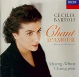 Chant d'amour (Mélodies françaises)