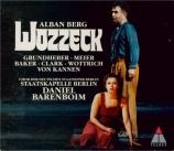 BERG - Barenboim - Wozzeck