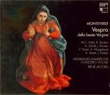 MONTEVERDI - Jacobs - Vespro della beata Vergine (1610)