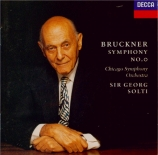 BRUCKNER - Solti - Symphonie n°0 en ré mineur WAB 100