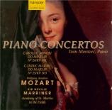 MOZART - Moravec - Concerto pour piano et orchestre n°24 en do mineur K