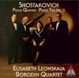 CHOSTAKOVITCH - Borodin Quartet - Quintette avec piano op.57
