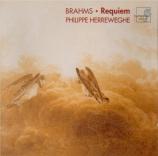 BRAHMS - Herreweghe - Ein deutsches Requiem (Un Requiem allemand), pour