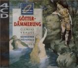 Crépuscule des dieux (Coffret de 4 CDs)