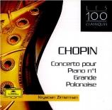 CHOPIN - Zimerman - Concerto pour piano et orchestre n°1 en mi mineur op