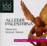 PALESTRINA - Willcocks - Stabat Mater