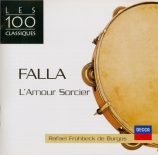 FALLA - Frühbeck de Bur - El amor brujo (L'amour sorcier)