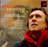 BEETHOVEN - Abbado - Symphonie n°9 op.125 'Ode à la joie'