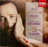 RAVEL - Duchable - Concerto pour piano (main gauche) et orchestre en ré