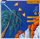 GINASTERA - Lyric Quartet - Quatuor à cordes n°1 op.20