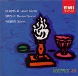 BERWALD - Melos Ensemble - Septuor en si bémol majeur