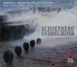 SCHOENBERG - Sinopoli - Gurrelieder