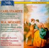 STAMITZ - Fournillier - Concerto pour flûte op.29