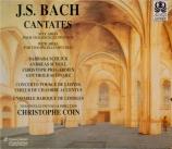 Cantates avec arias pour violoncelle piccolo