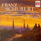 Oeuvres pour piano ('Fantaisie de Graz' en do majeur... )