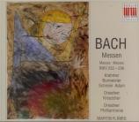 BACH - Flämig - Messe luthérienne BWV 233