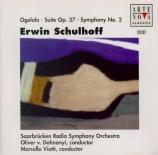 SCHULHOFF - Viotti - Ogelala, Ballettmysterium op.53