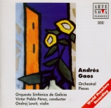 GAOS - Perez - Symphonie n°2 'En las montanas de Galicia'