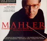 MAHLER - Kaplan - Symphonie n°2 'Résurrection'
