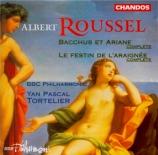 ROUSSEL - Tortelier - Bacchus et Ariane op.43