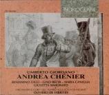 GIORDANO - De Fabritiis - Andrea Chénier