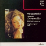 MOUSSORGSKY - Engerer - Tableaux d'une exposition, pour piano