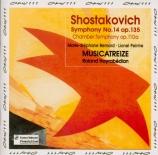 CHOSTAKOVITCH - Hayrabedian - Symphonie n°14 op.135