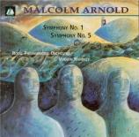 ARNOLD - Handley - Symphonie n°1 op.22