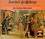 PUCCINI - Beecham - La bohème
