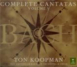 Complete Cantatas Vol.3