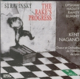 STRAVINSKY - Nagano - The Rake's progress (La carrière d'un libertin), o