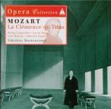 MOZART - Harnoncourt - Clémence de Titus (La) K.621 : extraits