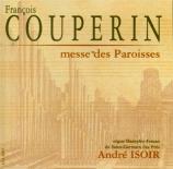 COUPERIN - Isoir - Le Parnasse ou l'apothéose de Corelli, suite en trio