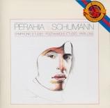 SCHUMANN - Perahia - Papillons, suite de douze pièces avec introduction
