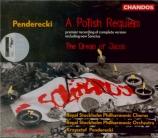 PENDERECKI - Penderecki - Un requiem polonais