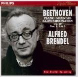 BEETHOVEN - Brendel - Sonate pour piano n°5 op.10 n°1