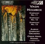HOLMBOE - Hughes - Symphonie n°11 op.144