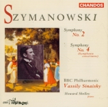 SZYMANOWSKI - Sinaisky - Symphonie n°2 op.19