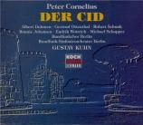 CORNELIUS - Kuhn - Der Cid