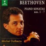 BEETHOVEN - Dalberto - Sonate pour piano n°1 op.2 n°1