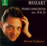 MOZART - Dalberto - Concerto pour piano et orchestre n°25 en do majeur K