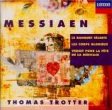 MESSIAEN - Trotter - Verset pour la fête de la dédicace