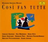 MOZART - Jochum - Cosi fan tutte (Ainsi font-elles toutes), opéra bouffe