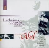 ABEL - Foulon - Sonates pour baryton à cordes