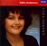 MOZART - Gruberova - Schon lacht der holde Frühling, air pour soprano et