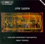 LEIFS - Vänskä - Symphonie n°1 op.26 'Saga symphony'