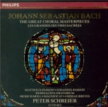 The Great Choral Masterpieces