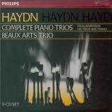 HAYDN - Beaux Arts Trio - Trios avec piano (intégrale)