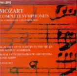 MOZART - Krips - Symphonies (intégrale)